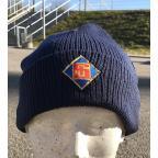 Wollmütze Beanie mit Logo