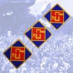 Logo Aufkleber 3er Set