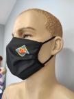 Mund- und Nasenmaske Design Logo